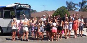 Perth Party Bus